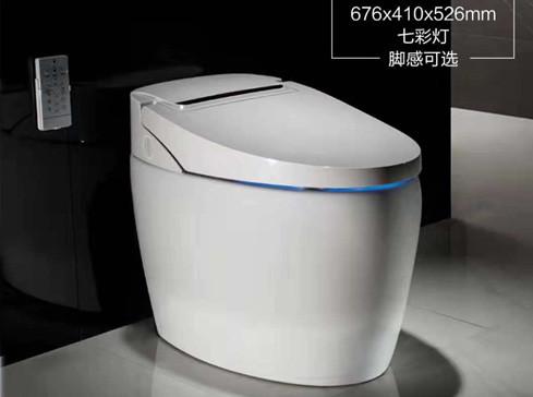 智能马桶使用指南(YC-12214)